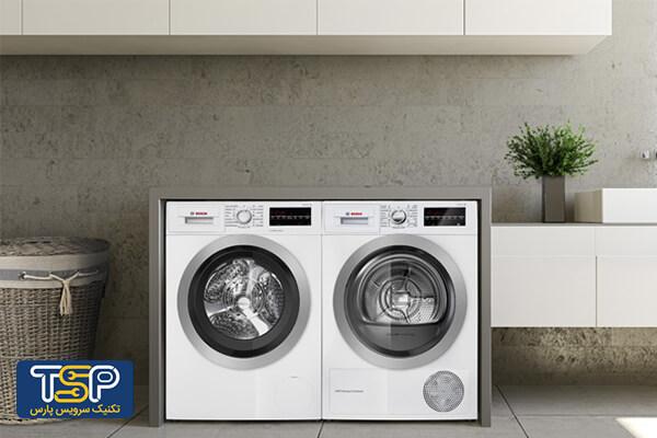 تعمیر ماشین لباسشویی یوروتک در محل