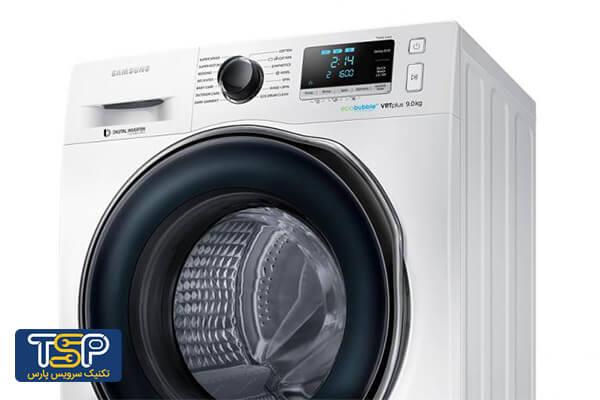 علامت ماشین لباسشویی ال جی