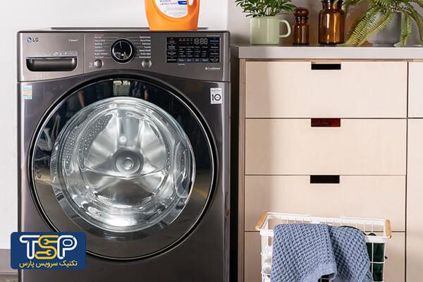 آبگیری نکردن ماشین لباسشویی