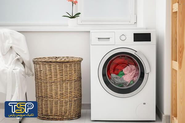 خشک نشدن لباس در ماشین لباسشویی