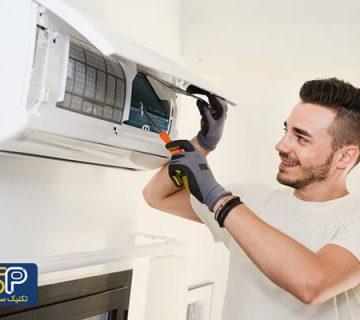 انتخاب بهترین محل نصب کولر گازی