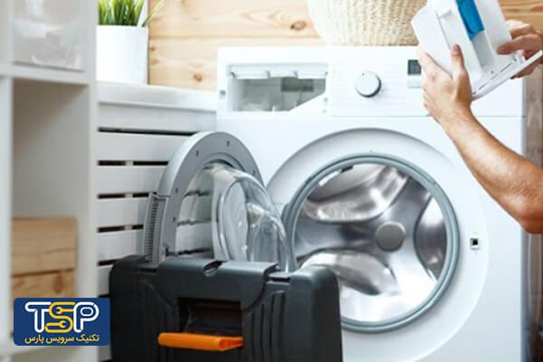 تفاوت ماشین لباسشویی با موتور گیربکسی و تسمه ای