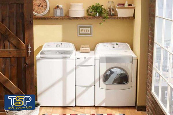 علت خاموش شدن ناگهانی ماشین لباسشویی