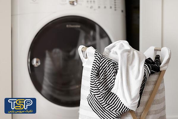 علت خاموش شدن ناگهانی ماشین لباسشویی در حین کار