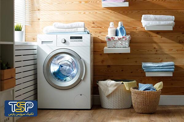 انواع مدل های ماشین لباسشویی