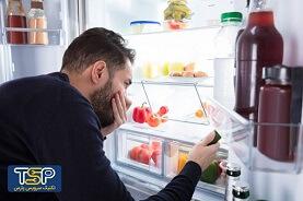 علت بوی بد یخچال چیست؟