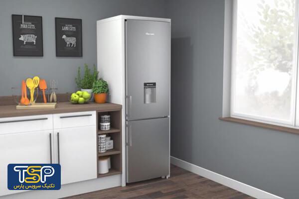 علت سرد نکردن آبسردکن یخچال چیست؟