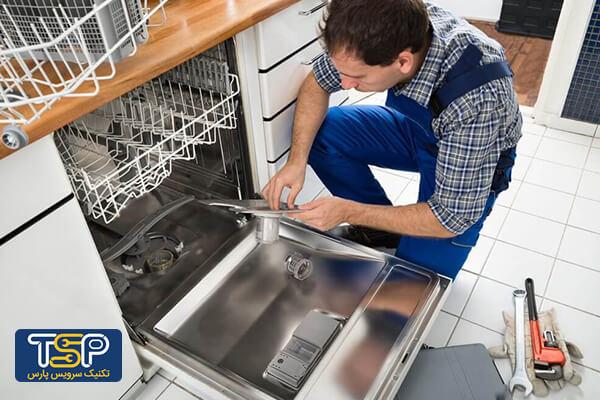 تعمیر ماشین ظرفشویی سامسونگ در منزل