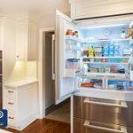 علت بسته نشدن درب یخچال چیست