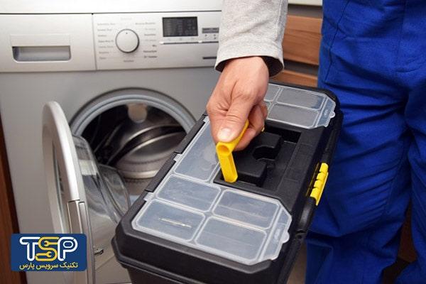 مشکلات ماشین ظرفشویی ال جی